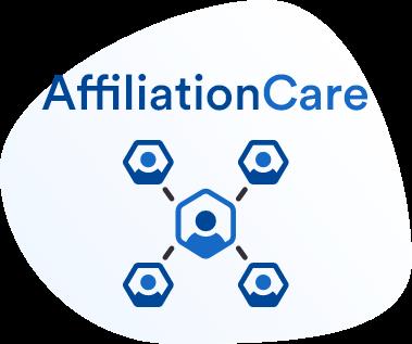 AffiliationCare - Self-developed affiliate panel