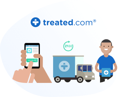 Simple & Secure Online Treatments